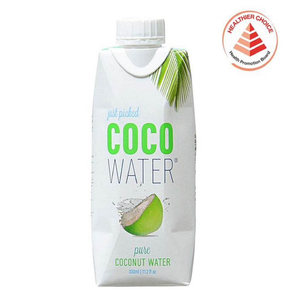 Just Picked Cocowater - Pure Coconut Water