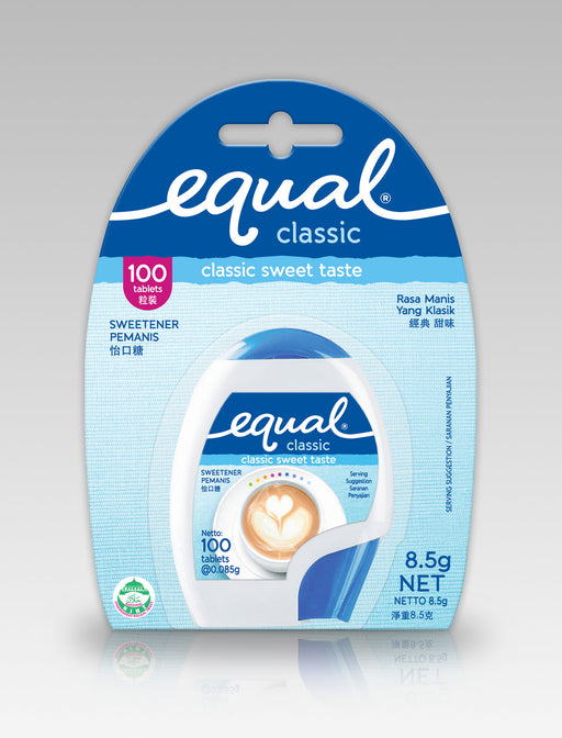 Equal Classic Sweetener Tablet 100s