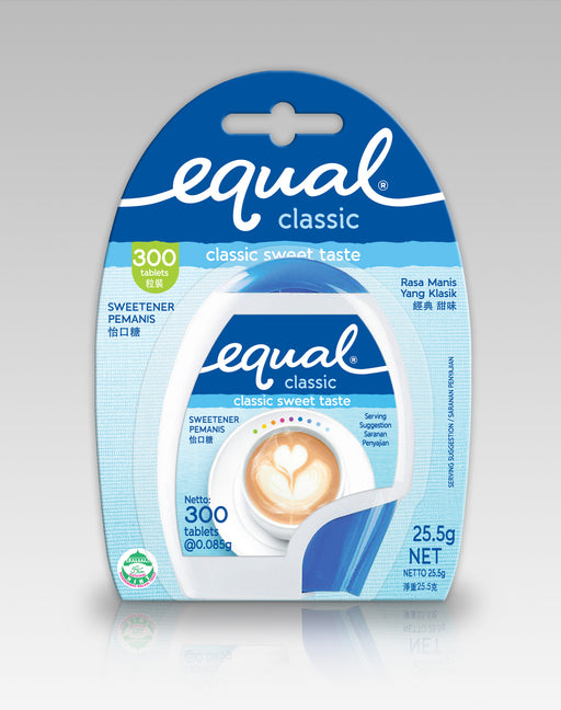 Equal Classic Sweetener Tablet 300s