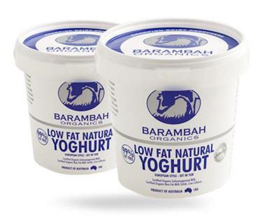 Low Fat Natural Yoghurt 500g