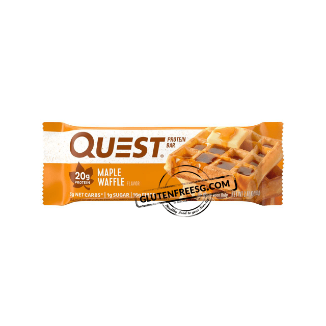 Quest Protein Bar Maple Waffle (60g)
