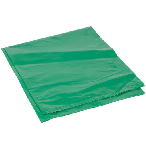 "Green Trash Bag - 36"" by 48"" x 0.05mm"