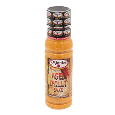 Minnies Aged Chilli Sauce - 250ml
