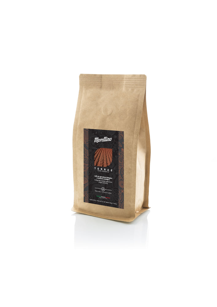 Terrae Organic Fresh  Ground Coffee