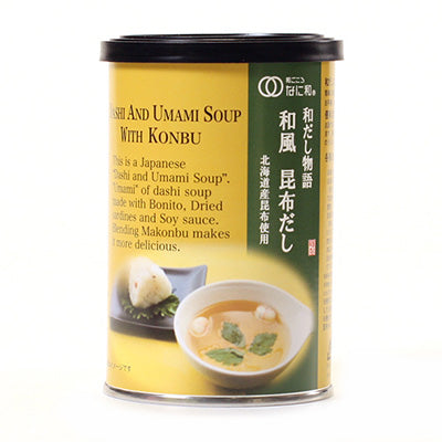 Naniwa Dashi & Umami Soup with Kombu