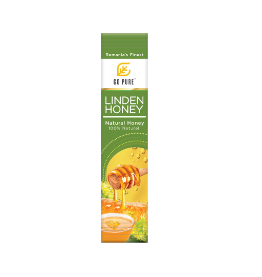 GP Organic Linden Honey 30 Sachets