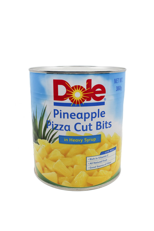 Pineapple Pizza Cut Bits in Heavy Syrup
