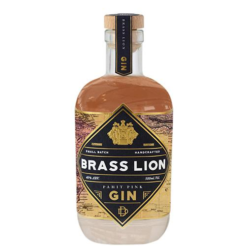 BRASS LION GIN PAHIT 500ML