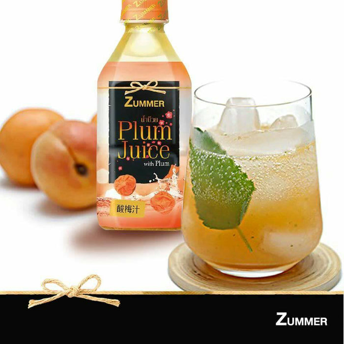 Zummer Plum juice with Plum