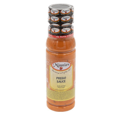 Minnies Prego Sauce - 250ml