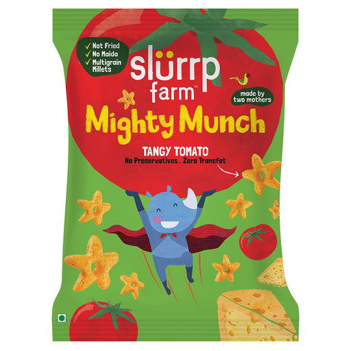 Mighty Munch - Tangy Tomato
