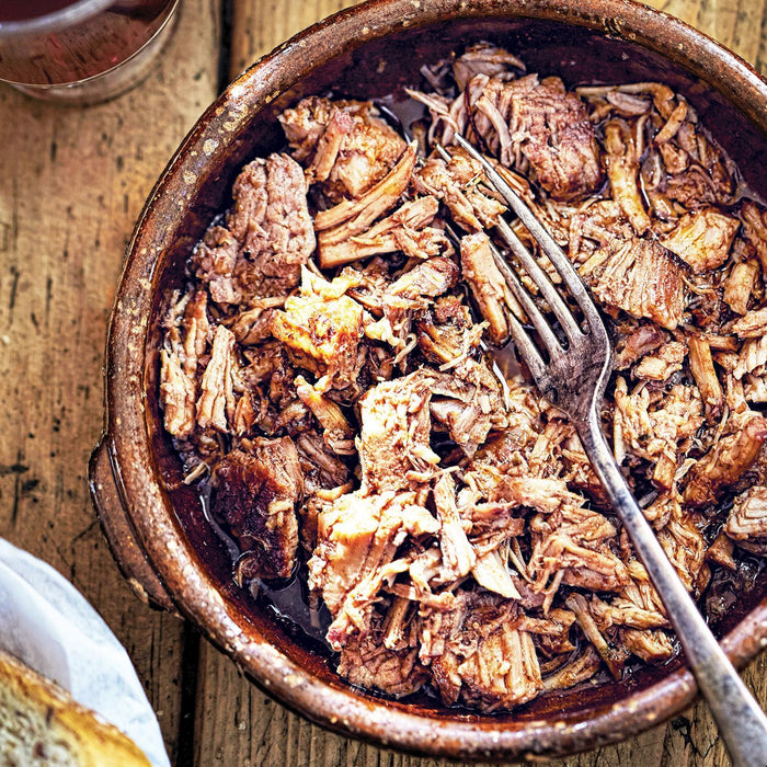 Pulled Pork Hickory BBQ