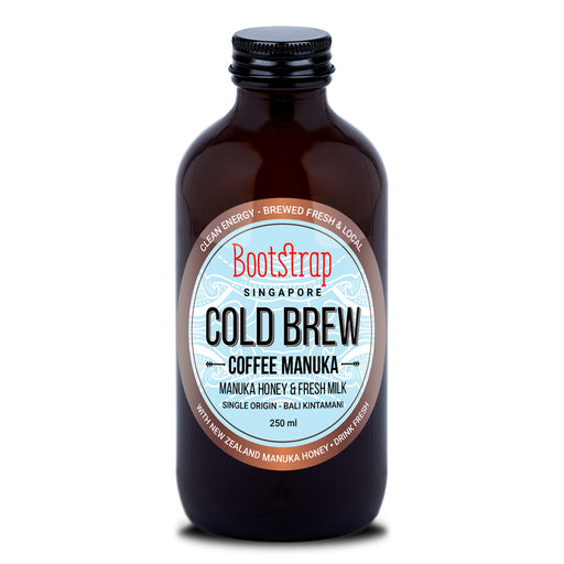 Bootstrap Cold Brew Milk & Manuka