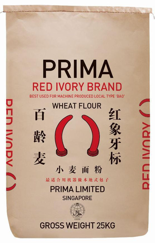 Prima Red Ivory Wheat Flour