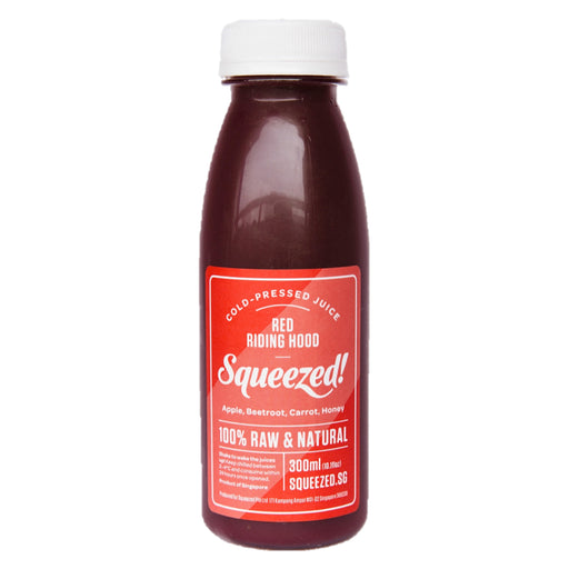 Squeezed! - Red Riding Hood (Cold Pressed Juice)