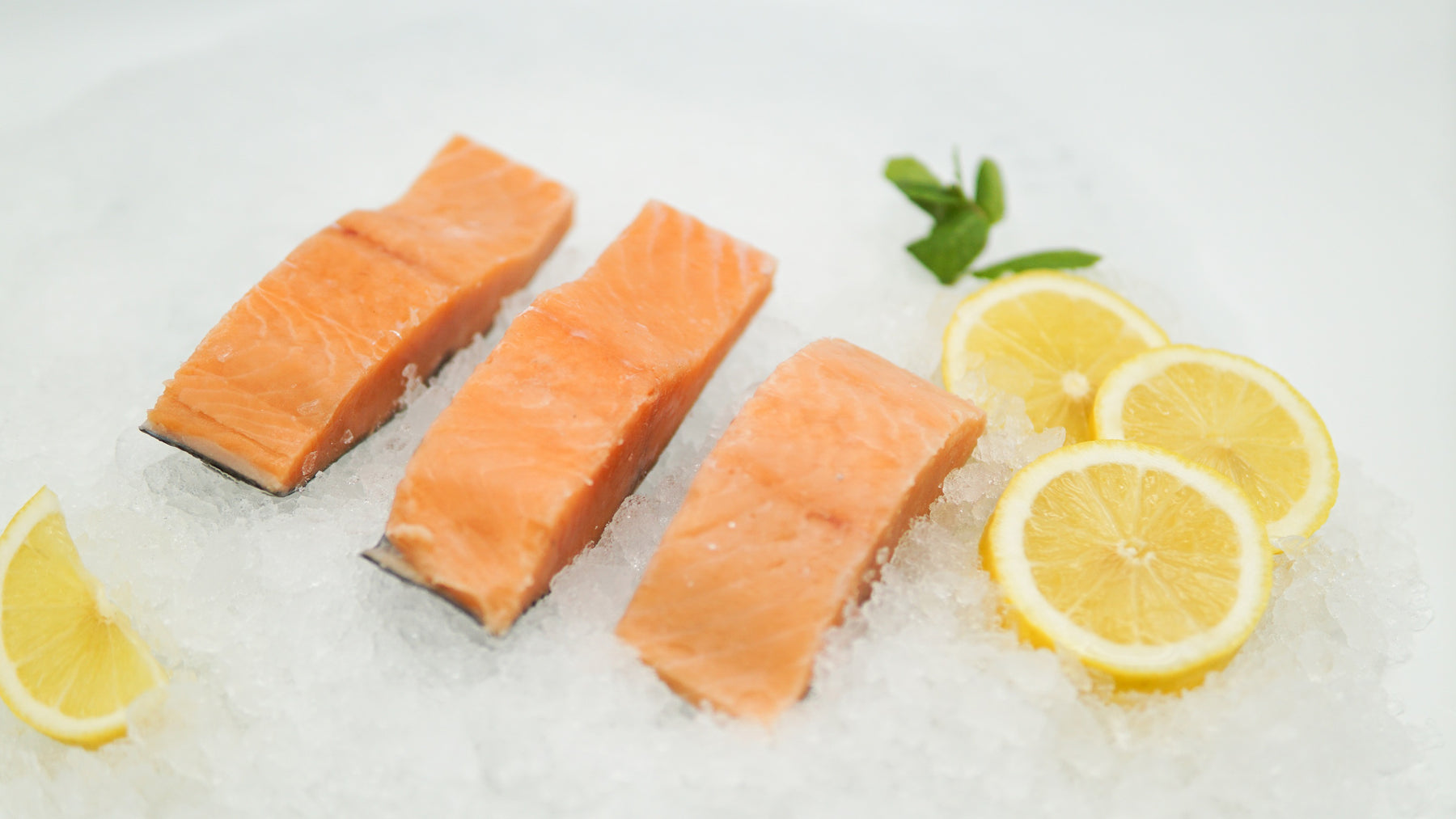 Frozen Salmon Portion