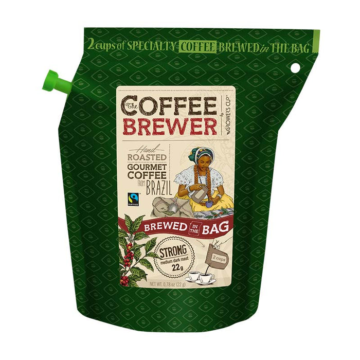 Growers Cup Organic Coffee -Brazil