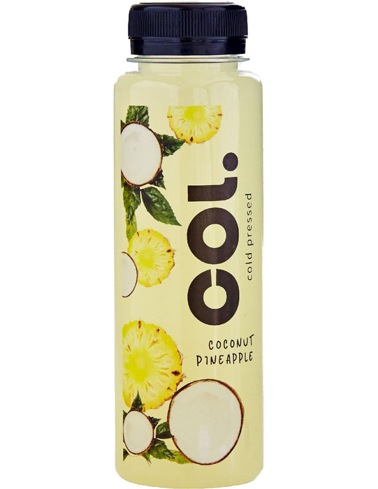Coconut Pineapple Cold Pressed Juice