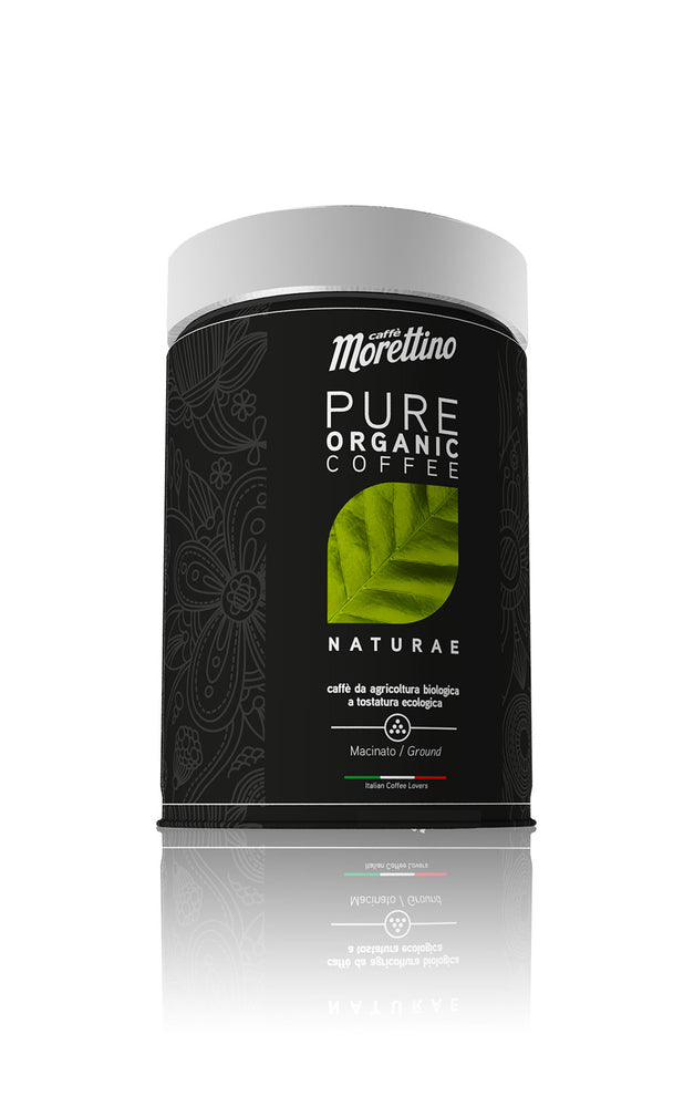 Naturae Organic Ground Coffee Tin