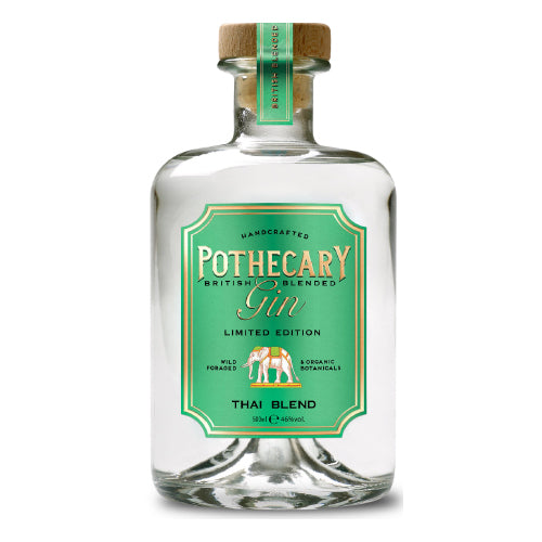 Pothecary Gin - Thai Blend Limited Edition