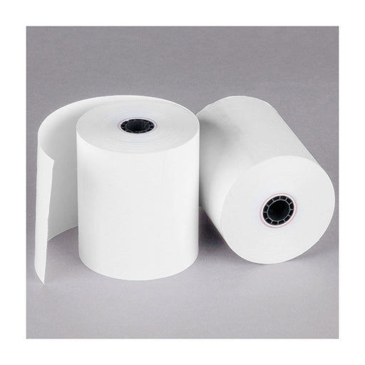 Focus Paper - Pos Thermal Paper Rolls (Blue) Bpa Free 80*76mm