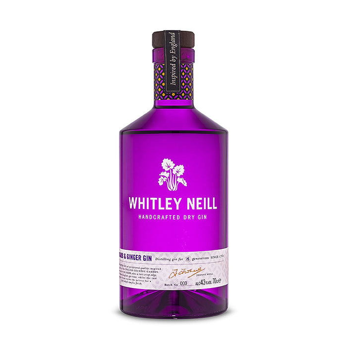 Whitley Neill - Rhubarb & Ginger Gin