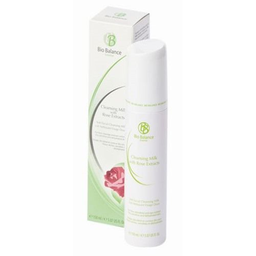 Bio Balance Cleansing Milk with Rose Extracts