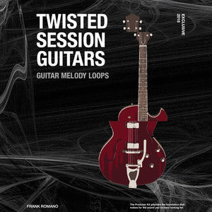 Twisted Session Guitars
