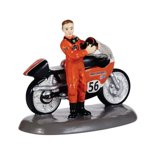 Harley-Davidson Race Ready | Department 56 Figurine (4036573)