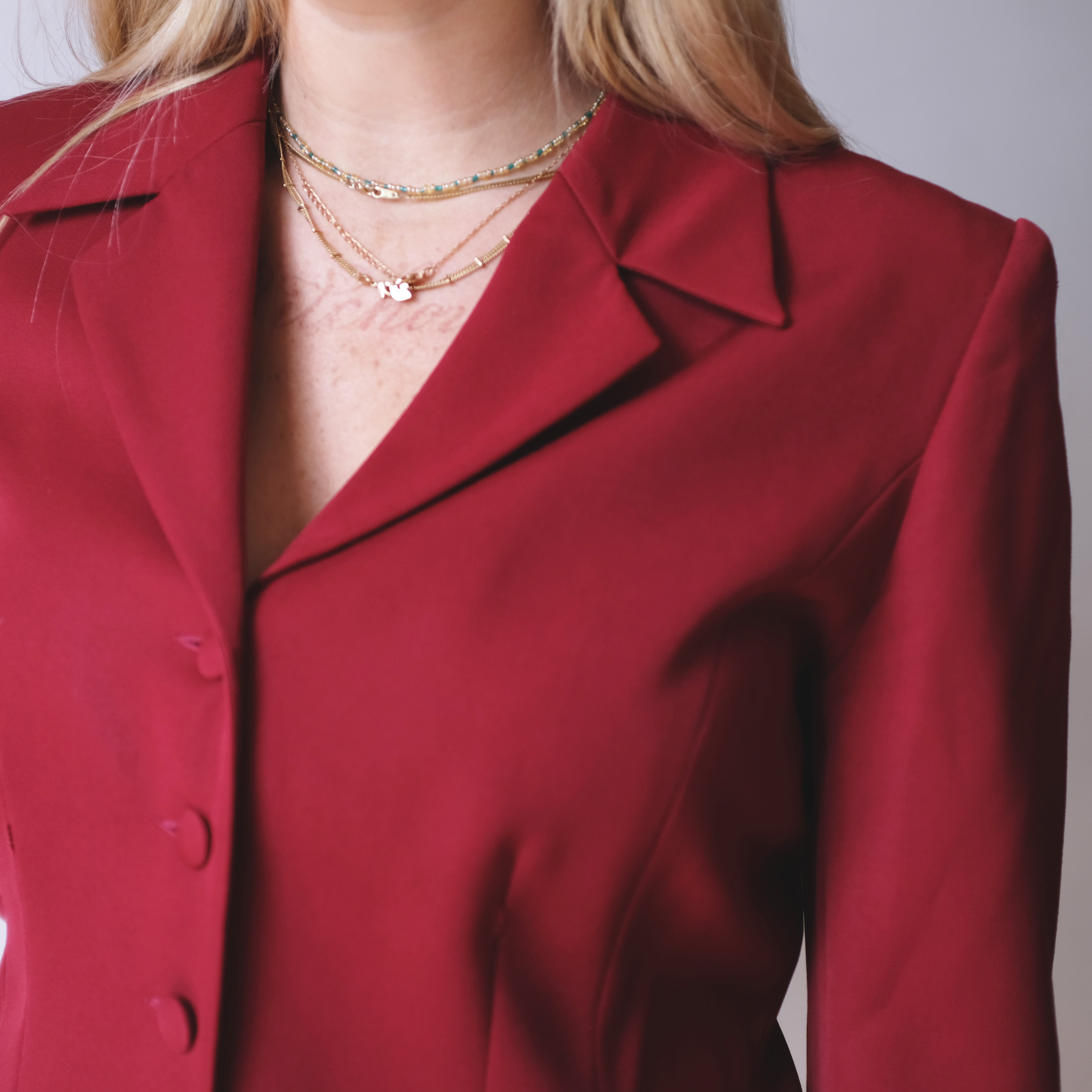 CACHAREL RED JACKET