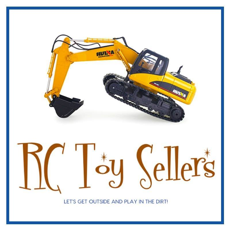 Podcast featuring RC Toy Sellers