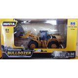 Die-Cast Bulldozer 1714 - STATIC - RC Toy Sellers
