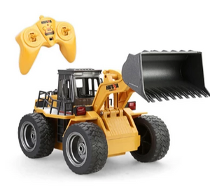 Bulldozer / Front End Loader - HuINa Remote Controlled 1520