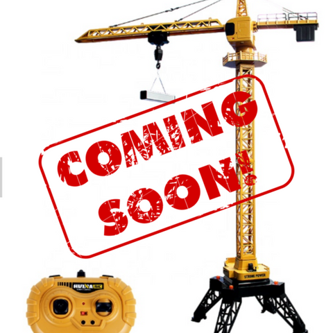 Tower Crane - HuINa 1585 Remote Controlled - RCToysellers