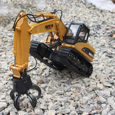 Excavator 1560 Ball Grab + Drill Attachment 1560-1571 - RCToysellers