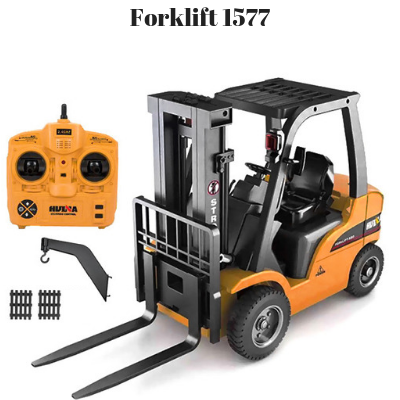 Image of Forklift &/or Trailer - HuI Na Remote Controlled - RC Toy Sellers - HuIna
