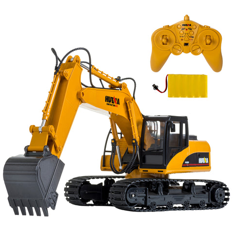 Excavator 1550 - HuINa Remote Controlled - RCToysellers