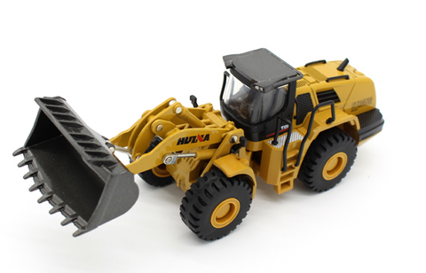 Image of Static Full Die Cast Bulldozer, Dump Truck and Excavator - RCToysellers