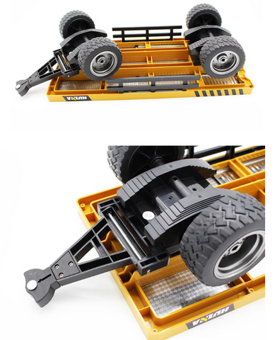 1577 RC Forklift & Trailer - RCToysellers