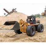 Bulldozer / Front End Loader - HuINa Remote Controlled 1520 - RC Toy Sellers