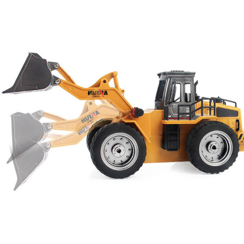 Image of 1520 - RC Bulldozer/Front End Loader - RCToysellers