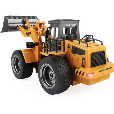 1520 - RC Bulldozer/Front End Loader - RCToysellers