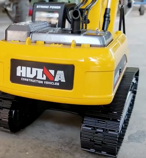 HuINa 1580 Full Metal Die Cast RC Excavator