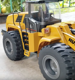 Wheeled Loader Metal Remote Controlled HuINa 1583 - RCToysellers