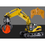 XXExcavator Ball Grab Attachment - HuINa  Remote Controlled 1571 - RC Toy Sellers
