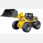 Bulldozer / Front End Loader - HuINa Remote Controlled 1520 - RCToysellers