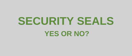 Are the security seals really help to convert better?