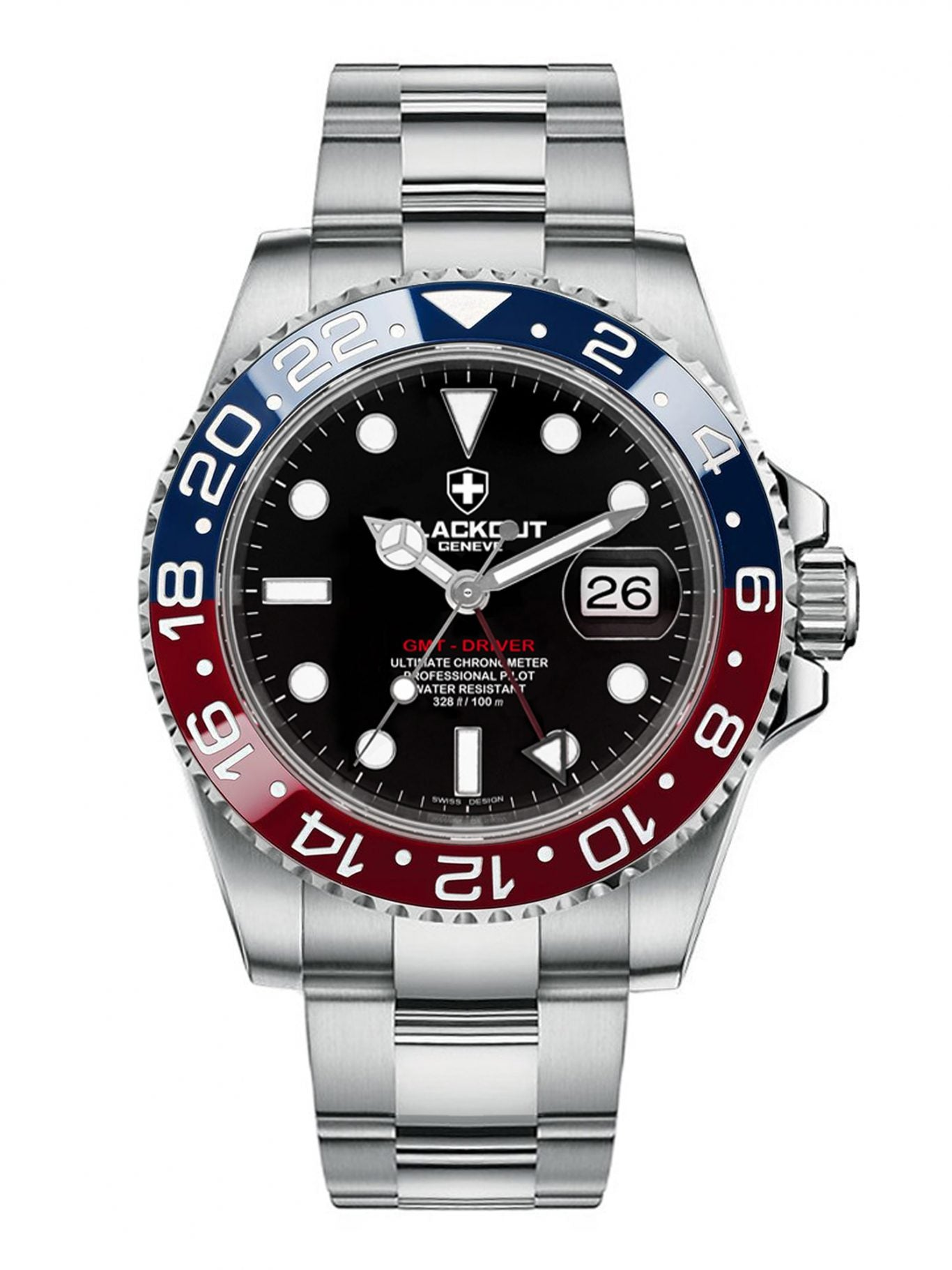GMT DRIVER H7-6 AUTOMATIC