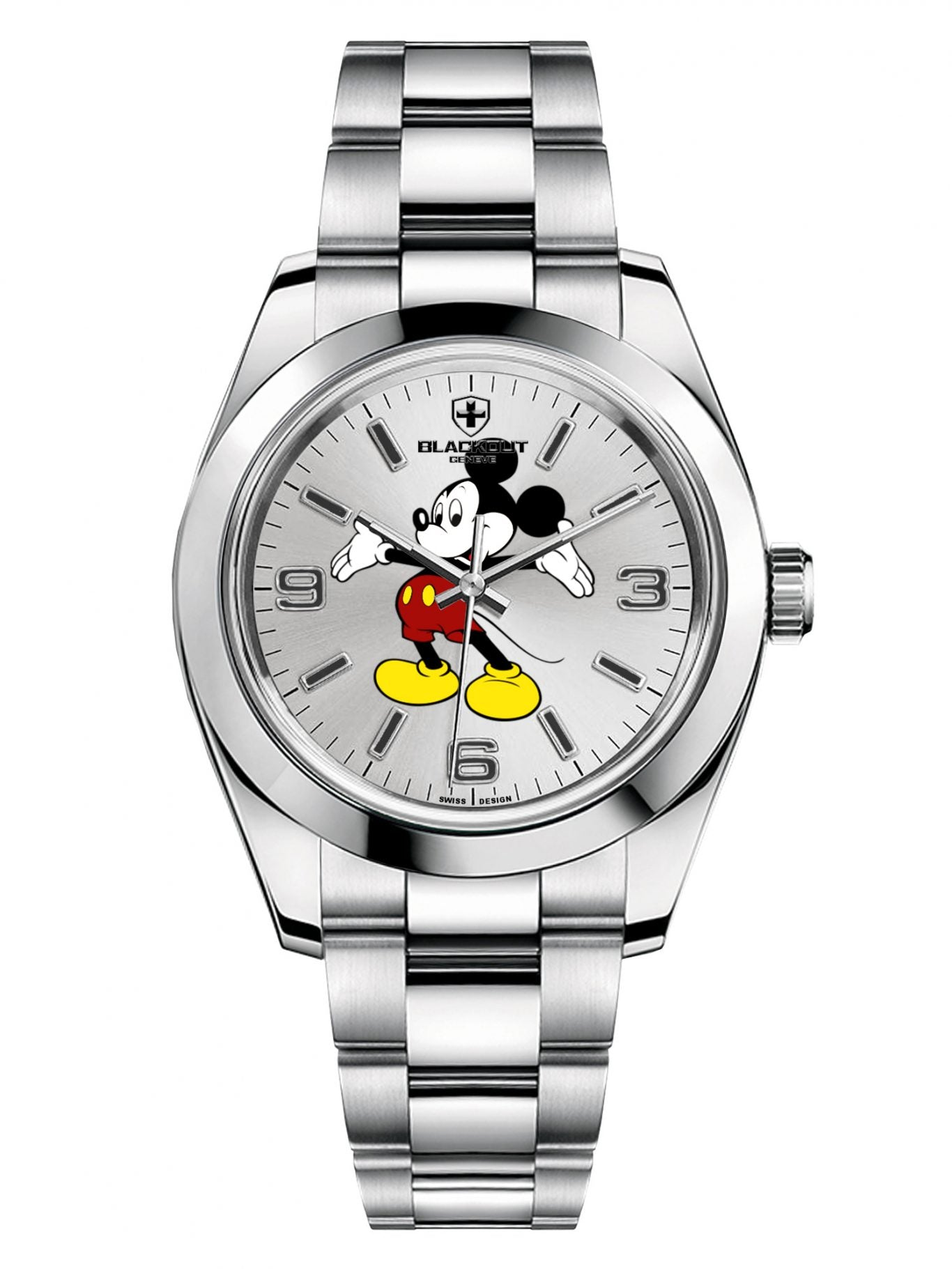 CHALLENGER H9-3 MICKEY AUTOMATIC