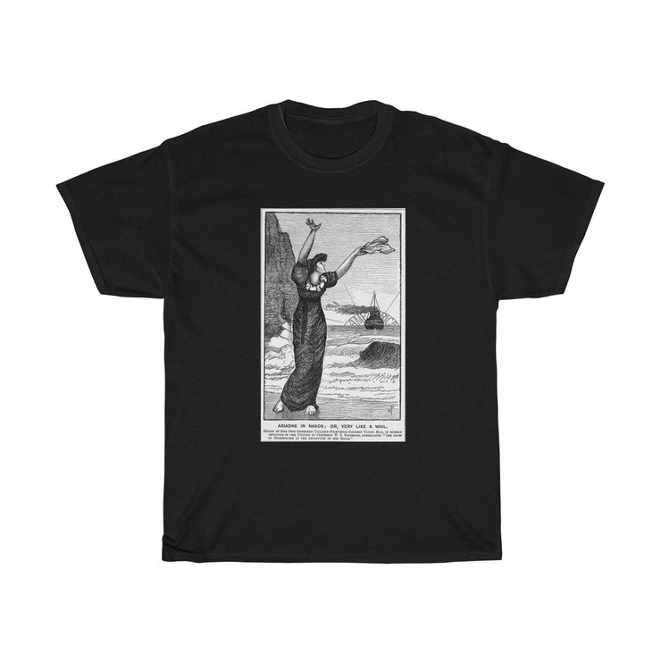"T-Shirt ""Waving Woman"""
